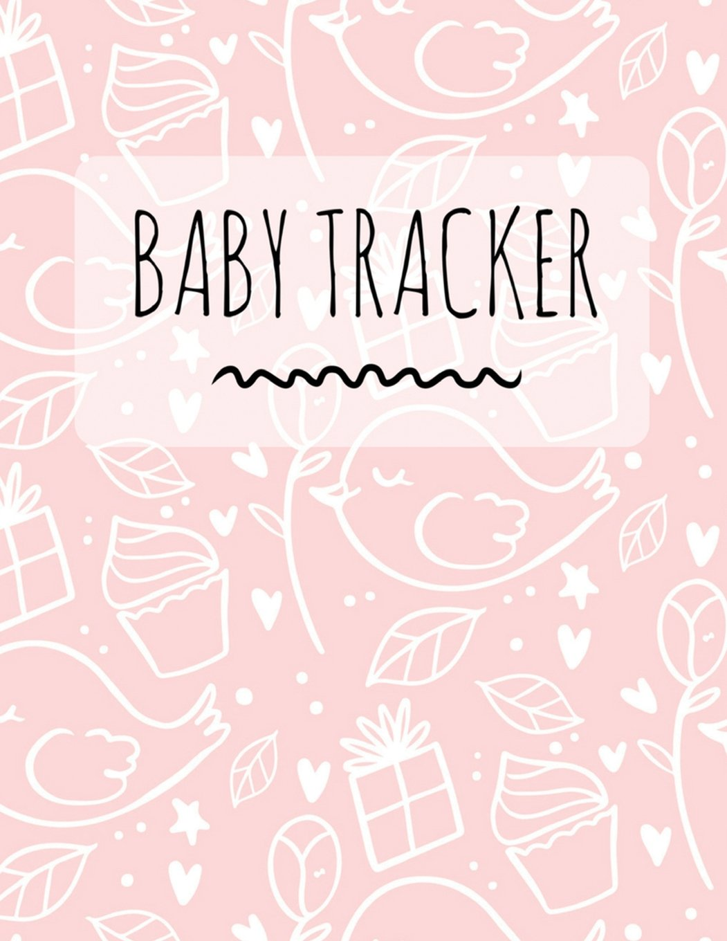 Download Baby Tracker: Record your baby Activity : Eat , Sleep , Poo and Poop Journal Pink Design (Baby Health Record Journal Book) (Volume 6) pdf epub