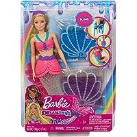 Barbie GKT75 Dreamtopia Slime Kuyruklu Denizkızı