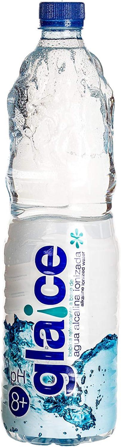Glaice Agua Alcalina Ionizada 1,25 L