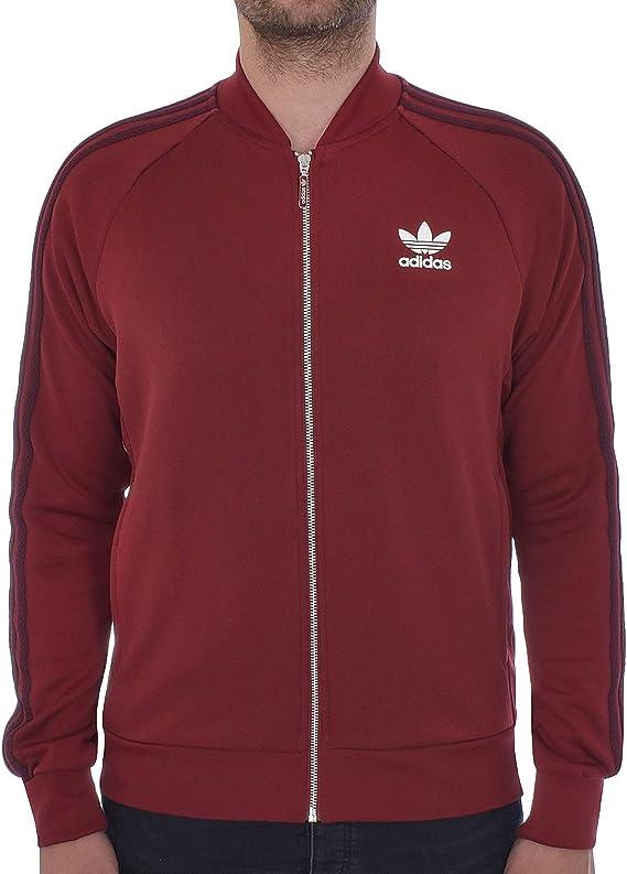 adidas Originals Homme Vestes de Sport Track Jacket Mens SST Superstar Retro Tracksuit Top Trefoil New BQ7762