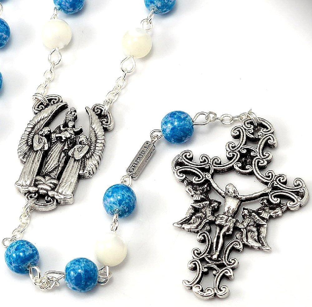 Ghirelli Rosary Holy Angels...