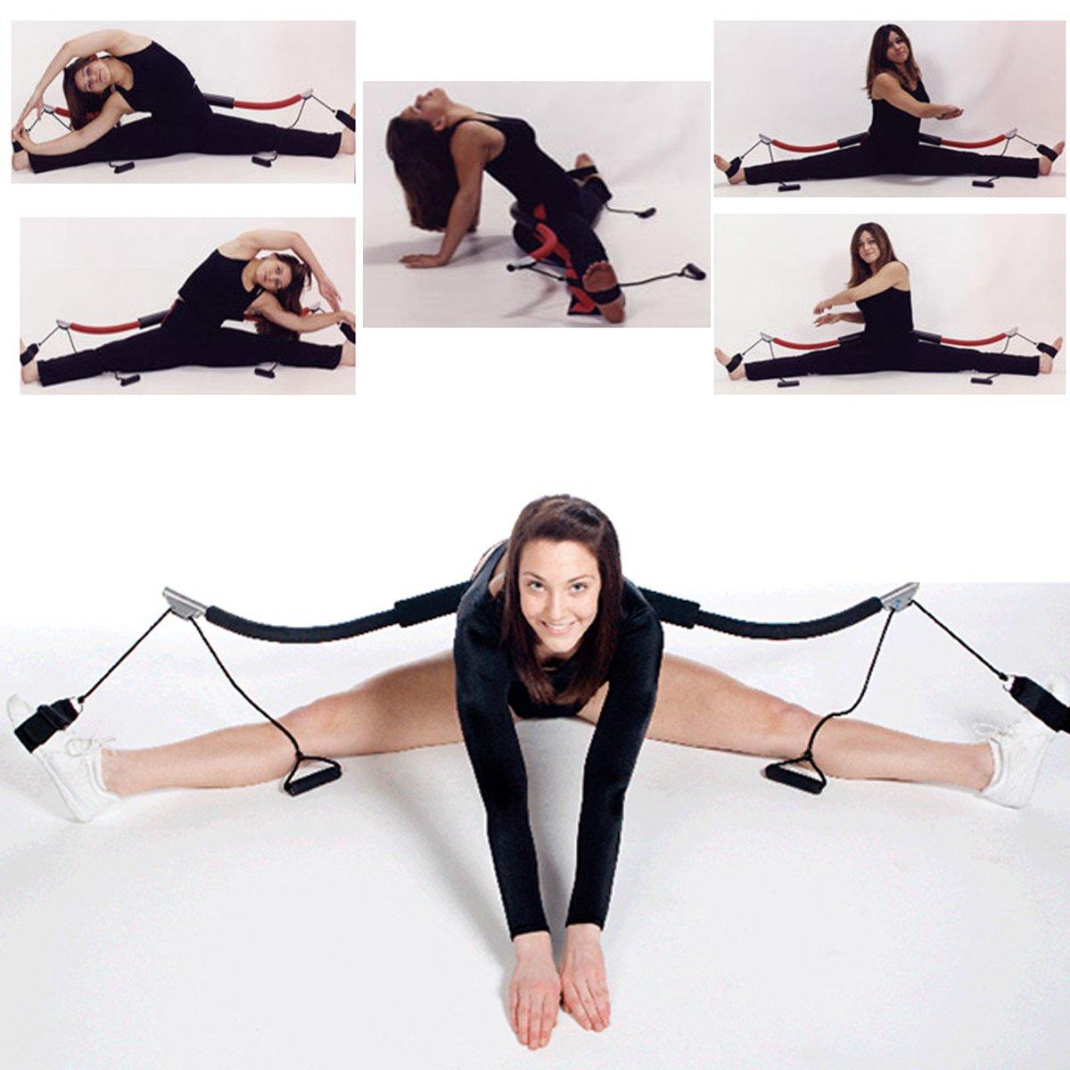 Amazon.com: Mervie - Acelerador de piernas plegable, máquina ...