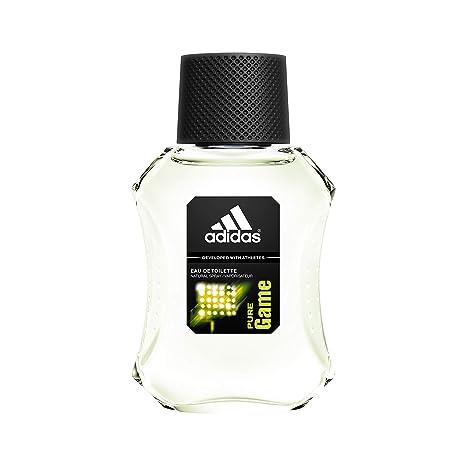 Adidas Pure Game Eau de Toilette para Hombre - 100 ml.: Amazon.es