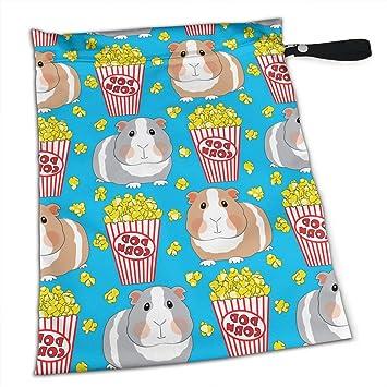 Amazon.com: Popcorn Blue Guinea Pig Premium mojado bolsa de ...
