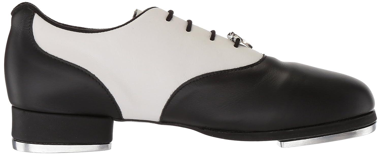 Bloch Dance Women's Chloé and Maud Tap Shoe B079J22JQL 9 B(M) US|Black/White
