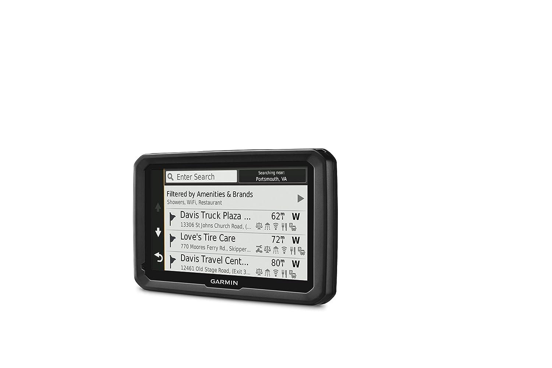 Garmin dēzl 570LMT - Navegador GPS (SSD, Batería, Encendedor de Cigarrillos, Ión de Litio, USB, MicroSD (TransFlash), Norteamérica): Amazon.es: Electrónica