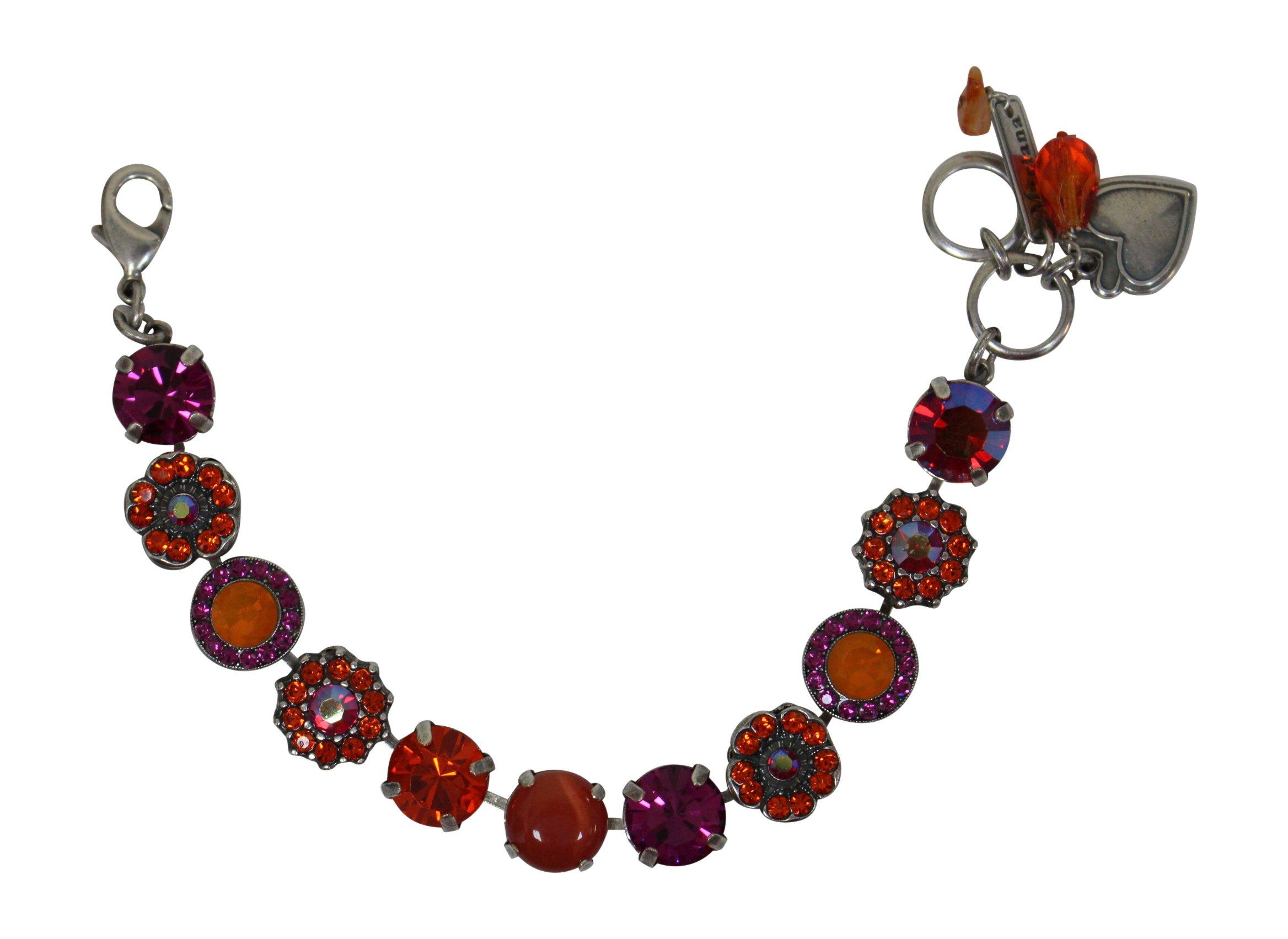 Mariana ''Lady Marmalade'' Large Swarovski Crystal Bracelet