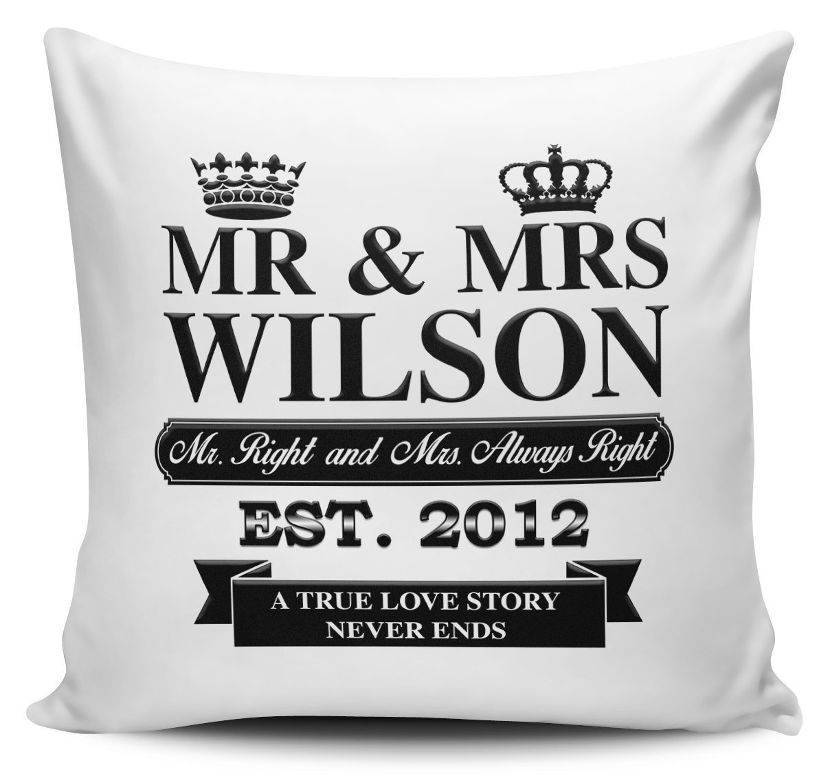 Personalised Only An Auntie Can Give Hugs like a Mother Cushion  40cm x 40cm