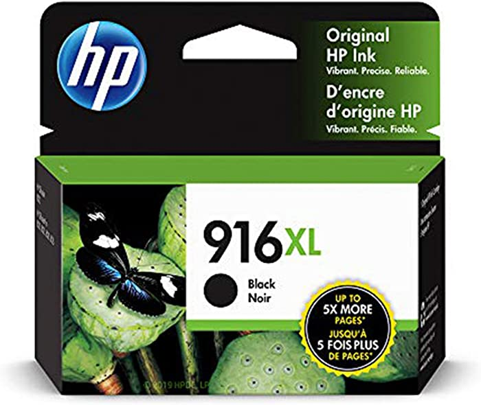Top 10 Hp 901Xl Print Cartridges