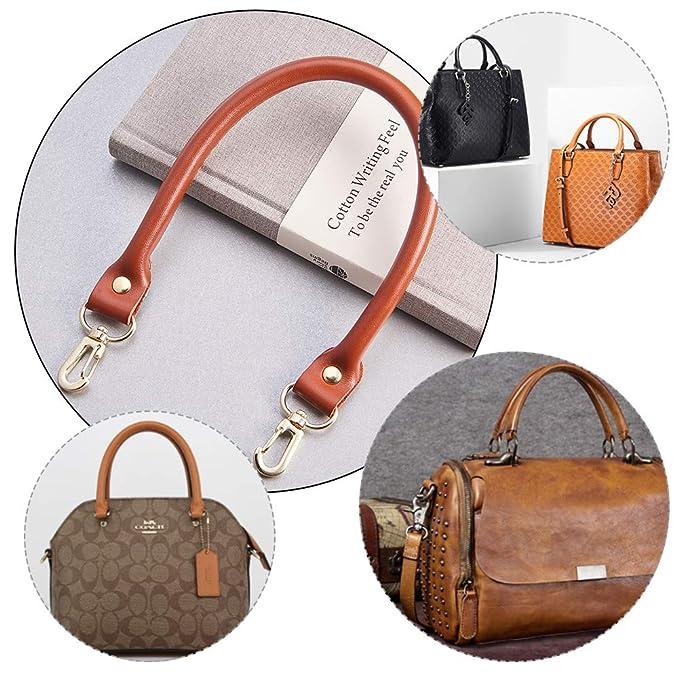 189e6d81c1a5 Shoresu Round DIY Replacement Convenient Purse Handle Shoulder Bag ...