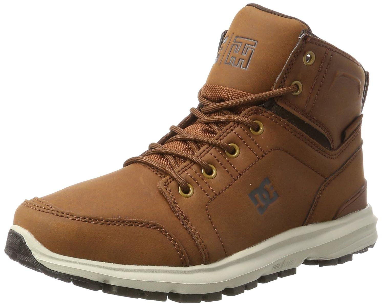 DC Shoes Torstein, Botas Clasicas Para Hombre 43 EU|Marrón (Brown/Dk Chocolate)