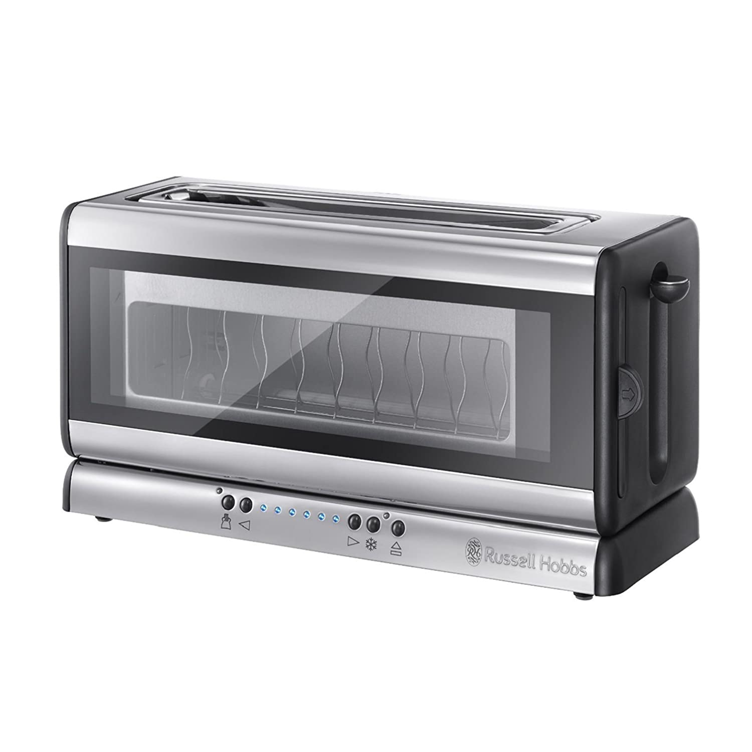 Russell Hobbs Glass Line 2-Slice Toaster 21310