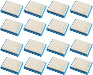 Coolwind (Pack of 16 491588S Air Filter Compatibale with 399959