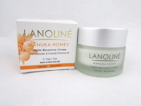 Lanoline New Zealand Manuka Honey Night Recovery Cream 2Colors Bulk Lot of 10pcs Woman Man Bamboo Charcoal Peel Off Deep Cleansing Pore Blackhead Acne Remover Nose Strips Sticker Cleaner Mask
