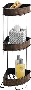 InterDesign 36082ES Twillo Bathroom Shower Caddy