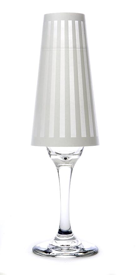 La Mesa LT - Pantalla para lámpara para Copa de Vino/champán ...