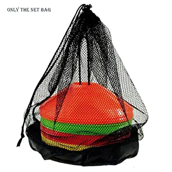 LINKLANK - Bolsa de Malla de 20 x 25 cm para balones de Baloncesto ...