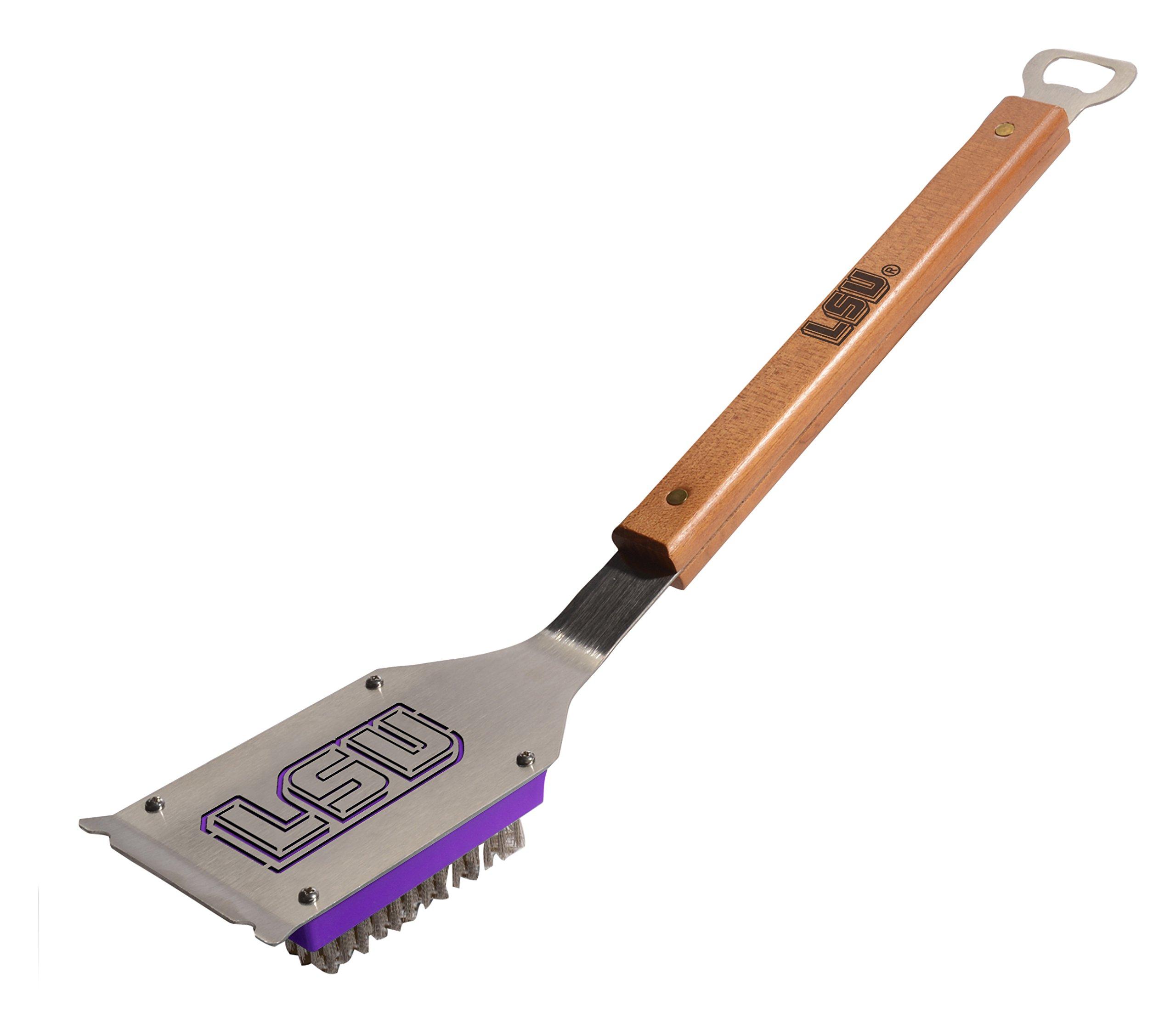 YouTheFan NCAA LSU Tigers Grill Brush