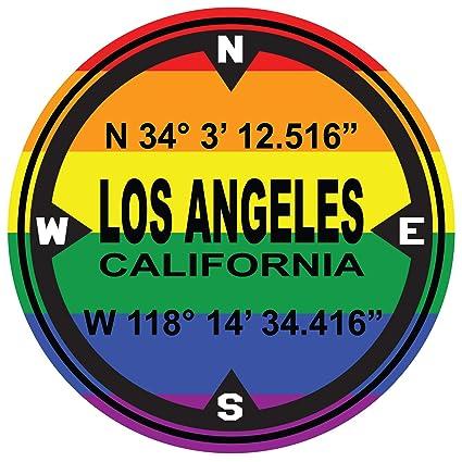 Amazon.com: Ninja Pickle D.M.S. Coordinates Los Angeles ...