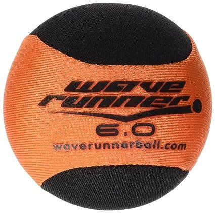 83b79694c2fed Wave Runner Water Runner Skipping Ball, Orange