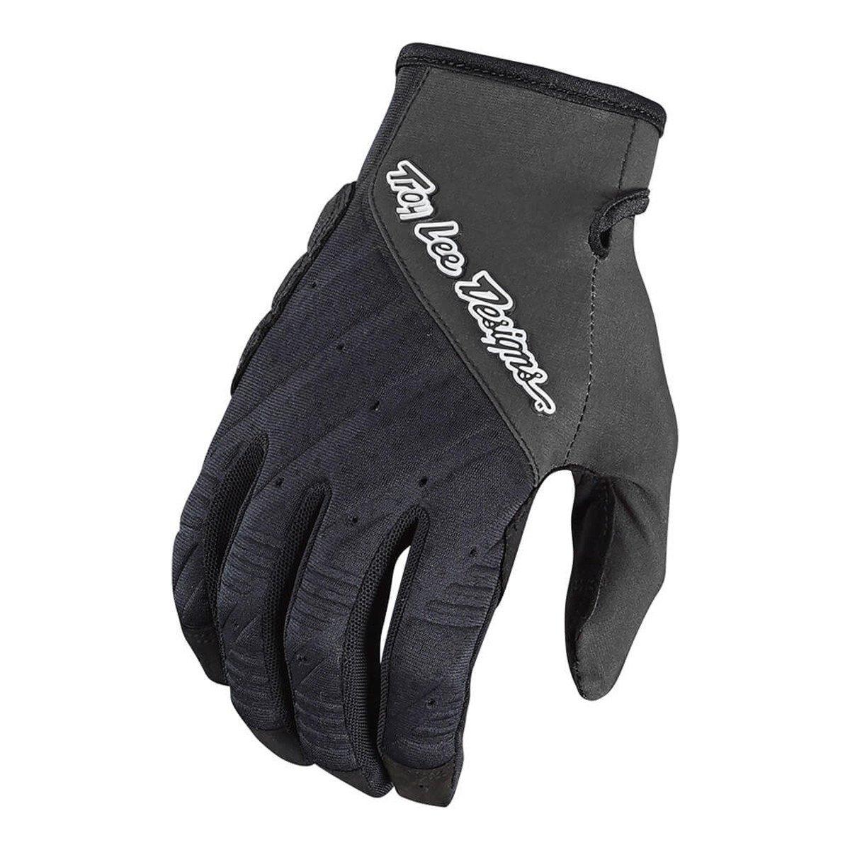 Troy Lee Designs Ruckus Glove - Men's Solid Black, M