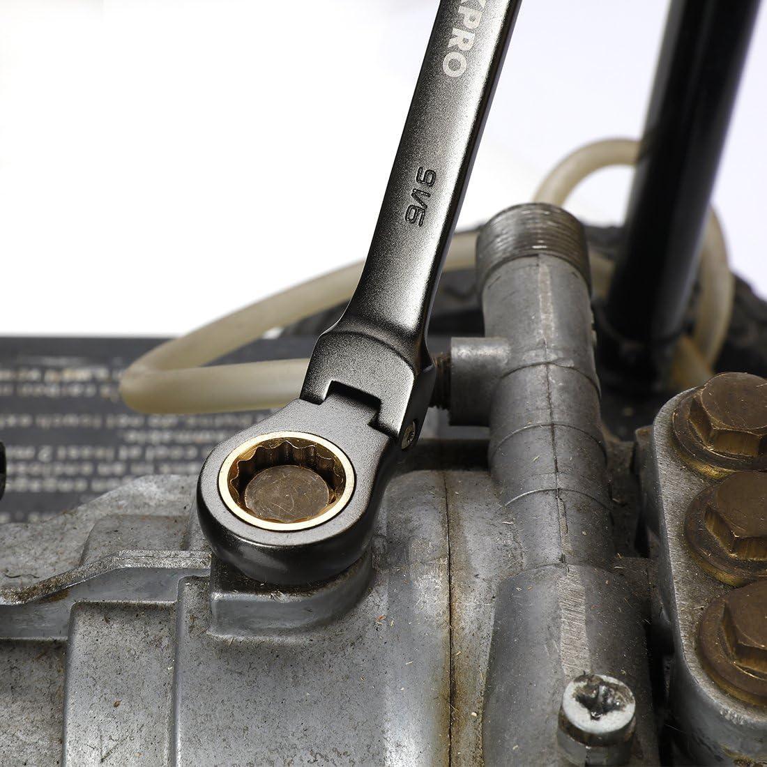 Victoy 8-19 mm 8 mm Llave combinada de carraca