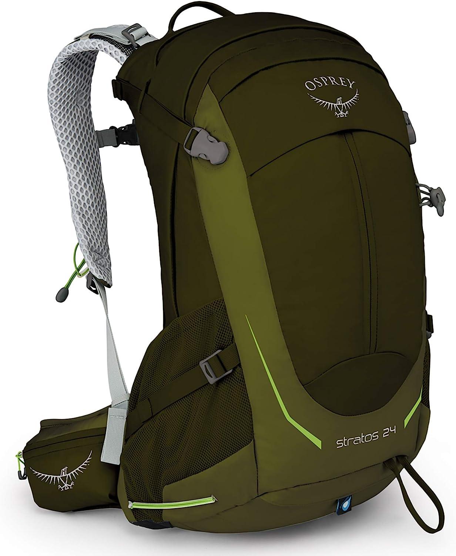 Osprey Packs Stratos 24 Men s Hiking Backpack