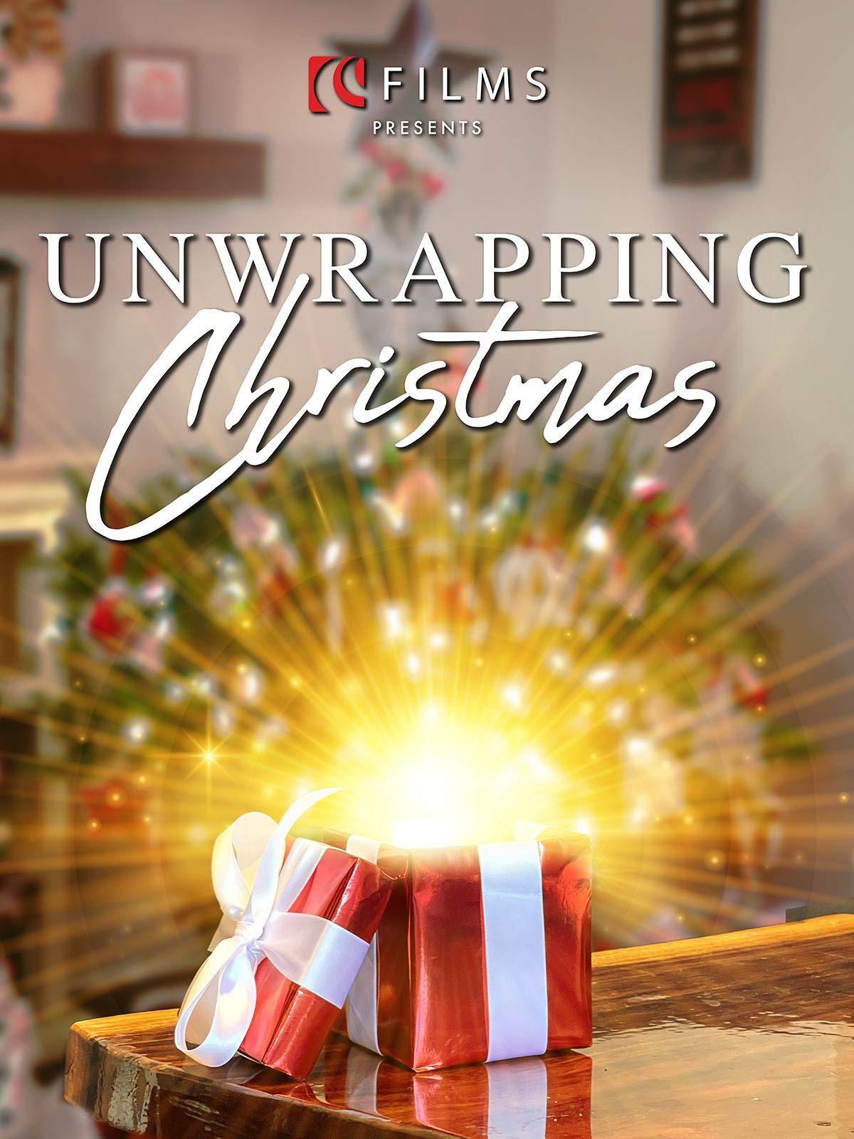 Unwrapping Christmas on Amazon Prime Video UK