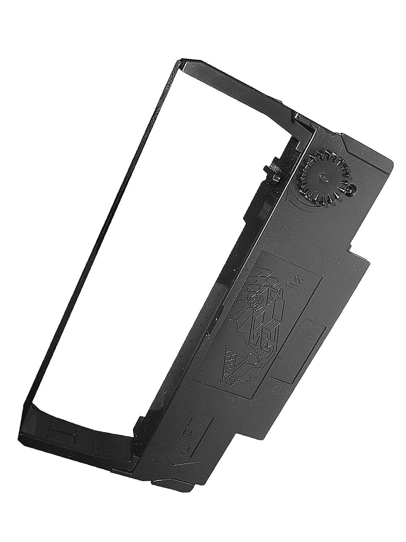 4dbd68759d583 Fullmark N636BK Nylon Printer Ribbon compatible replacement for Epson ERC30  / 34/38, black, 12-pack