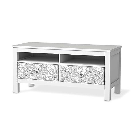 Muebles de Tattoo para Ikea hemnes TV de banco 2 cajones ...