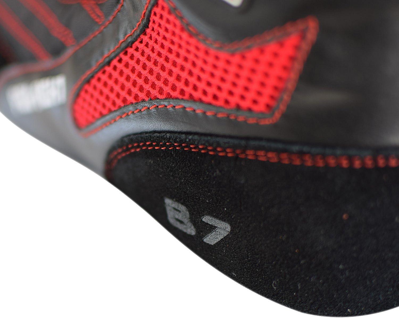 chaussures de lutte Fox-Fight B7 Chaussures de sambo de qualit/é professionnelle en daim et semelle en daim