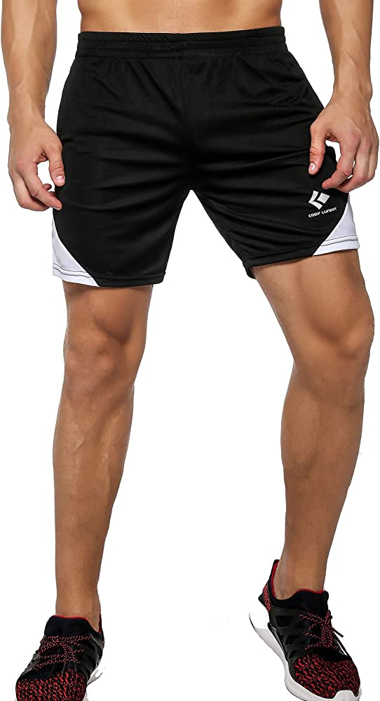 Cody Lundin® Hombres Compresión Deporte Pantalones Cortos Running ...