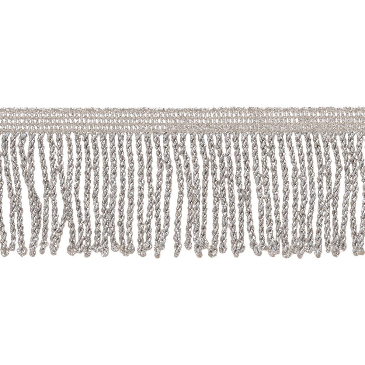 Wrights Bullion Fringe, 2-Inch by 9-Yard, Silver by Wright Products