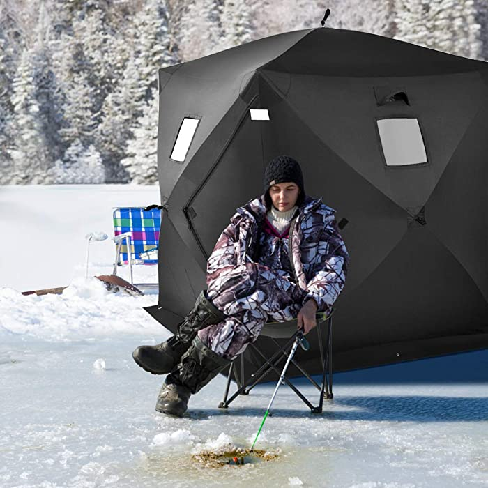 Frequently Asked Questions about Ice Fishing Shelter