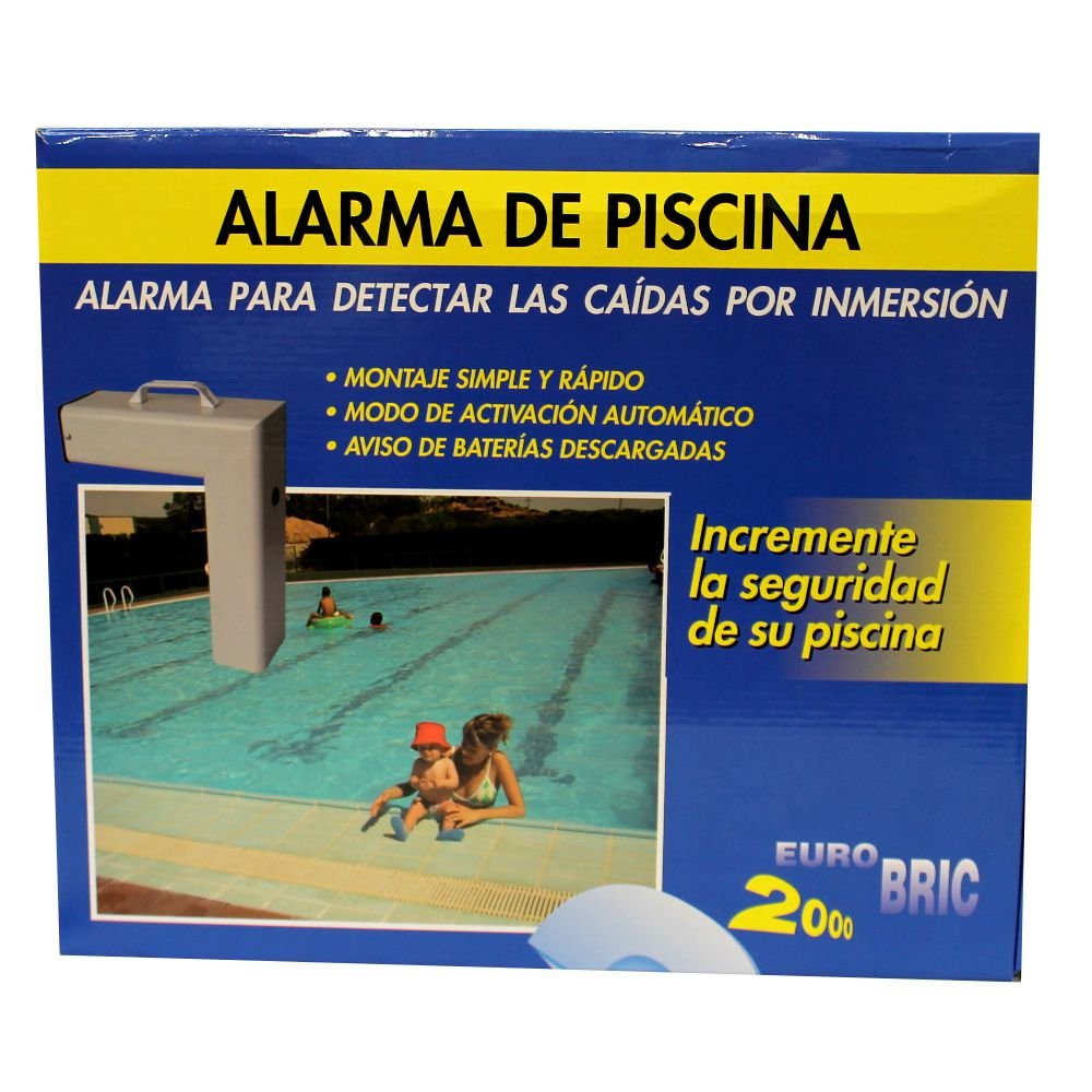 Eurobric2000 17000 Alarma de piscina