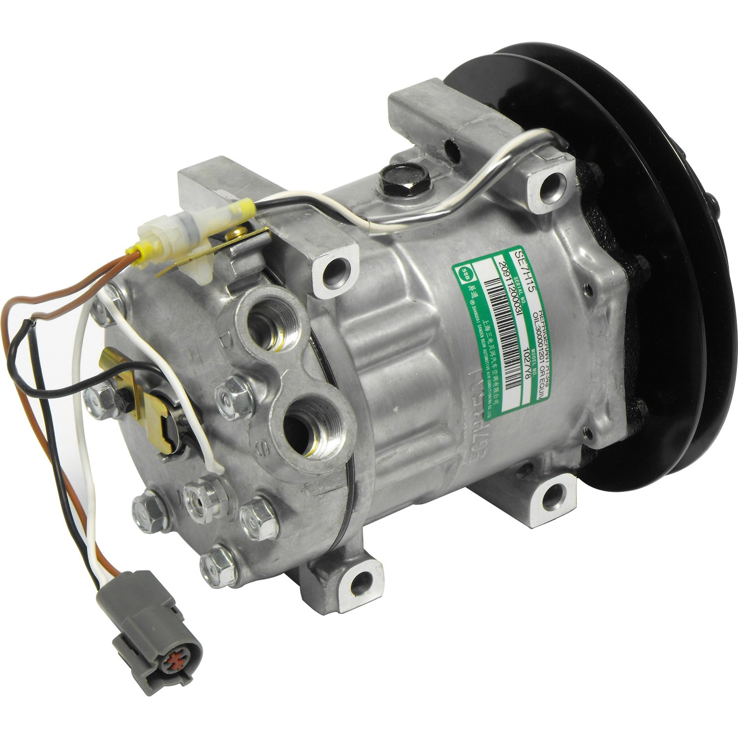Universal Air Conditioner CO 4602C A/C Compressor by UAC