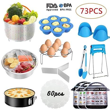 1e906585fa Amazon.com  Instant Pot Accessories Set