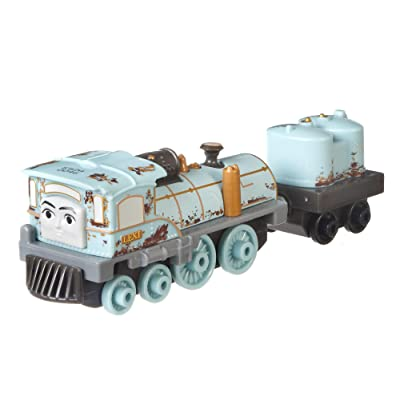 Thomas & Friends FJP53 Fisher-Price Adventures, Lexi The Experimental Engine, Multi: Toys & Games
