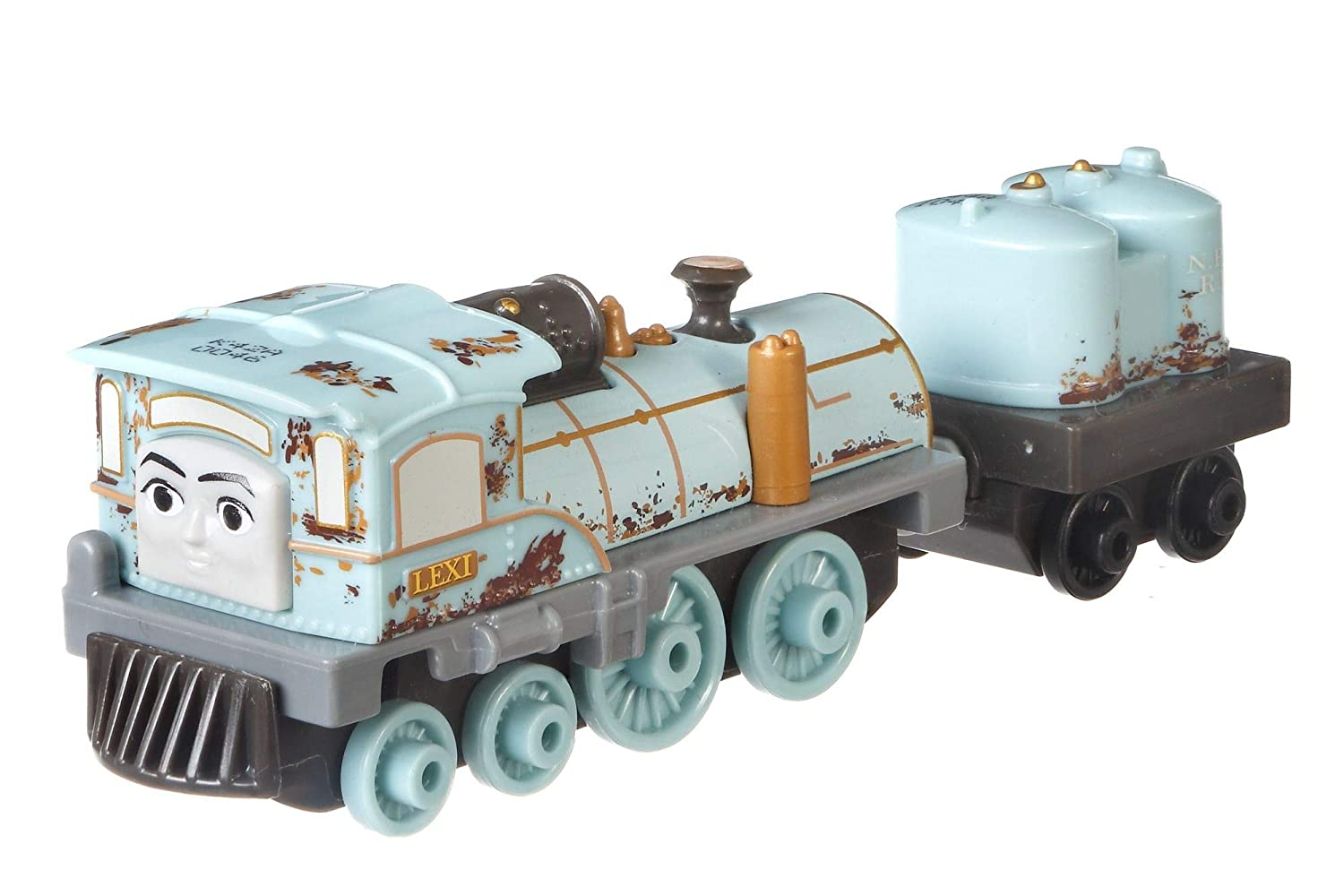 Fisher-Price Thomas & Friends Adventures, Lexi The Experimental Engine Fisher Price FJP53