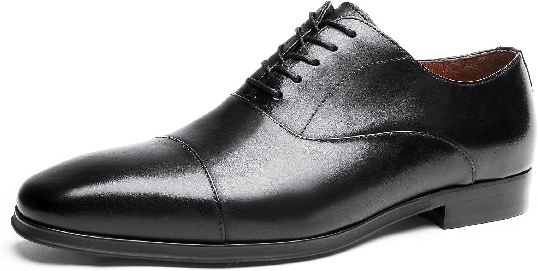 Desai Zapatos de Cordones Oxford para Hombre