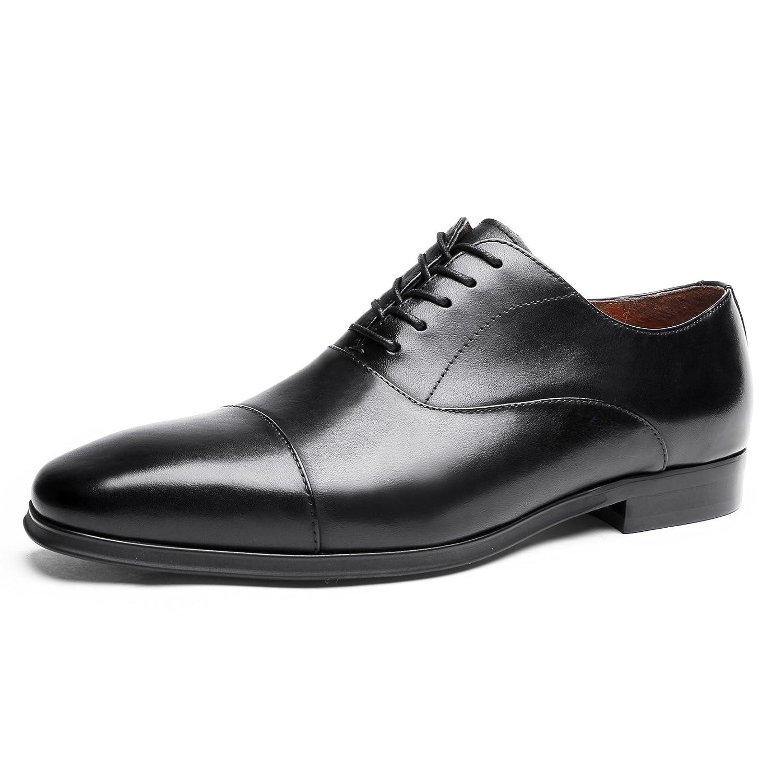 TALLA 42 EU. Desai Zapatos de Cordones Oxford para Hombre
