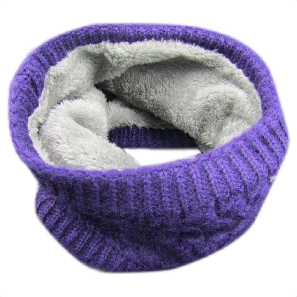 Fablcrew - Pañuelo - para niña Morado violeta 1