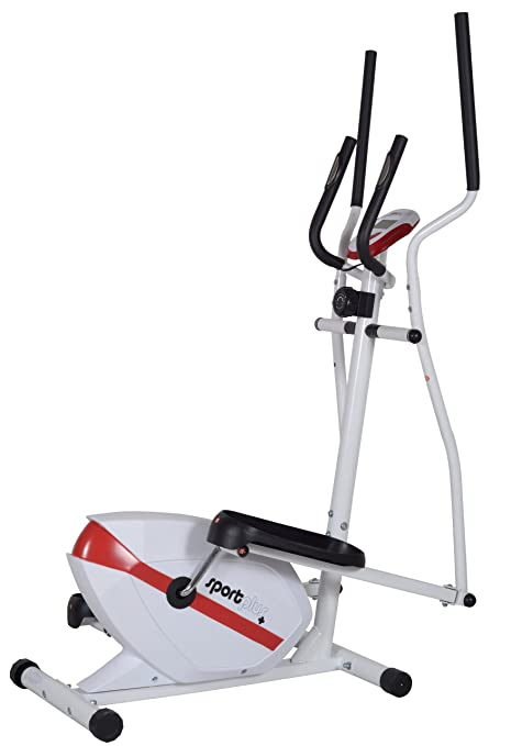 SportPlus Bicicleta Elíptica Fitness - Sistema de Frenos ...