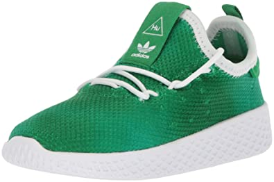 Adidas ORIGINALS Kids' Pw Tennis Hu GreenWhite: Amazon.ca