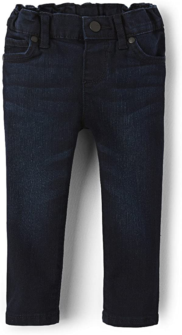 The Childrens Place Baby Girls Skinny Jeans