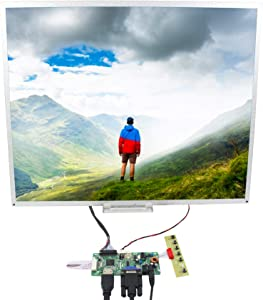 "19"" LCD HDMI VGA Audio LCD Board Screen Portable Monitor Full HD 1280X1024 IPS LCD Display,Game Monitor"