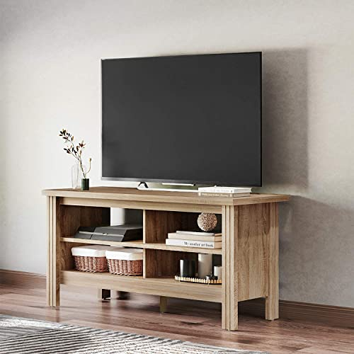 Farmhouse Wood TV Stand