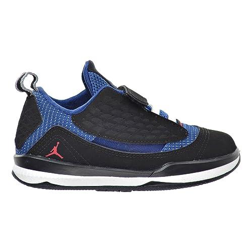on sale 8383c 93f4b Air Jordan CP3.VI AE (TD) Toddler s Shoes Black Red Blue