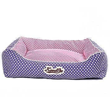 La cama para perros, camas para perros resistentes al agua premium, tela durable de