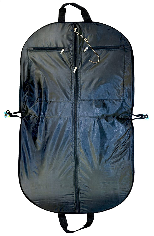 Ever Moda Chevron Hanging Garment Bag 9929